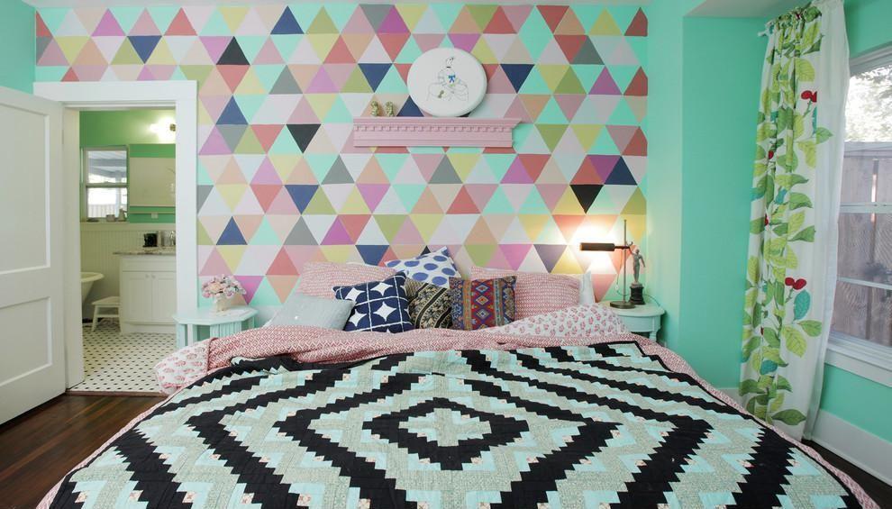 客厅手绘墙知识,让客厅变的更有特色