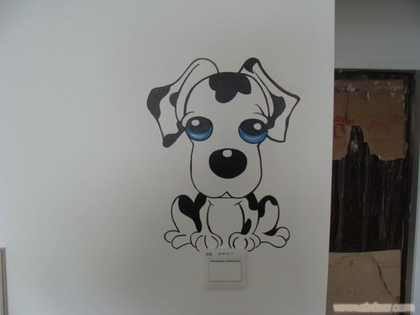 要了解墙绘行业,先要知道墙绘的区别和种类