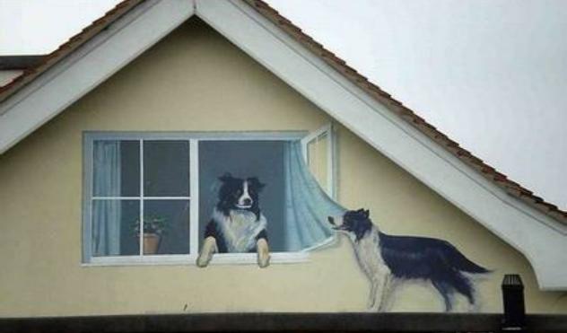 墙绘最重要的无非是两个最重要的地方