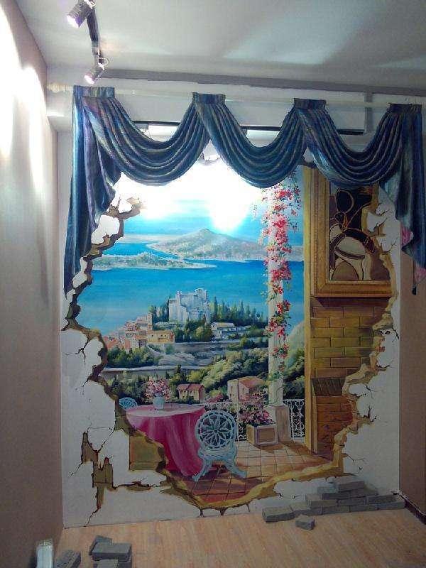 南昌墙壁壁画,南昌画墙绘,南昌乡村墙绘,南昌幼儿园墙画手绘,南昌壁画手绘