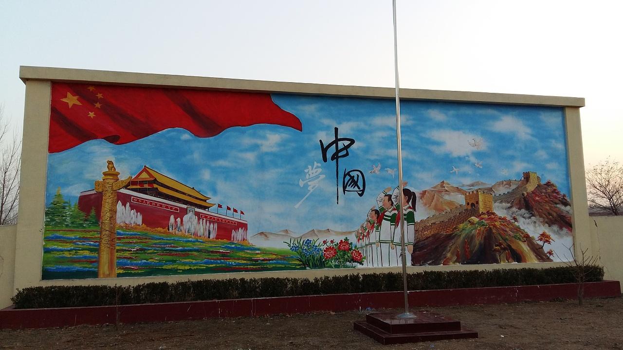 南昌新农村墙体彩绘,南昌墙绘涂鸦,南昌壁画墙绘,南昌墙体彩绘公司