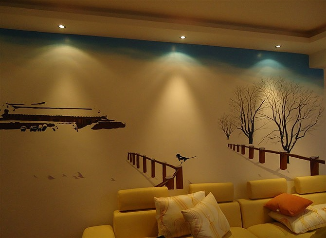 南昌墙体彩绘涂鸦,南昌彩绘墙,南昌墙壁彩绘,南昌彩绘墙壁