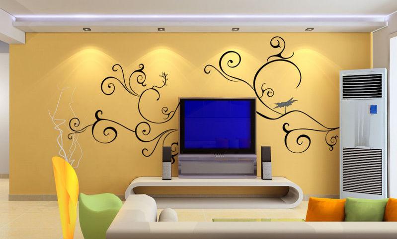 出现了新型墙绘。新型墙绘的种类有哪些呢?